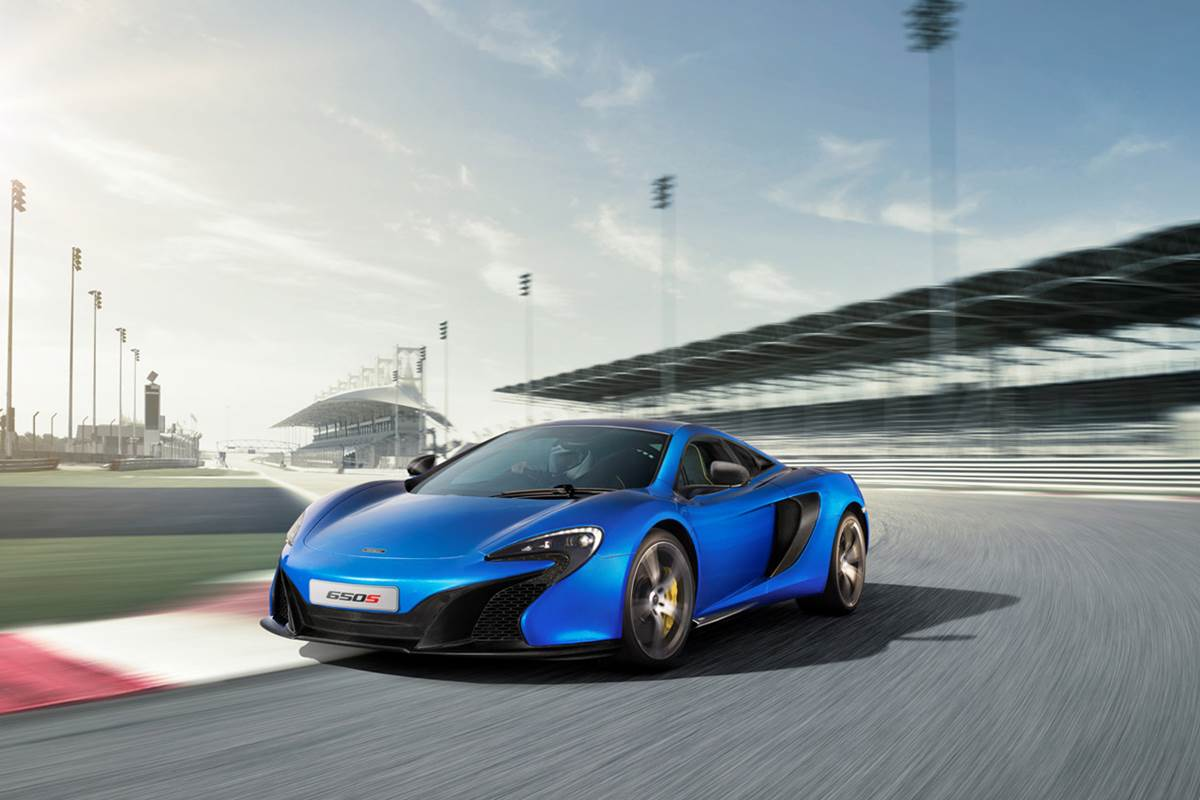 Mclaren 650s New Supercar Wallpapers