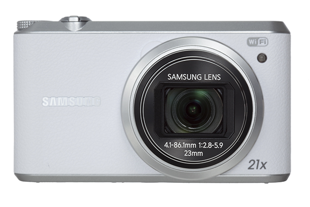 Samsung WB350F Digital Camera Review
