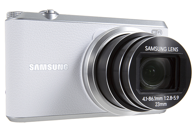 Samsung WB350F <a href='photography' target='_blank'>digital camera</a> Review