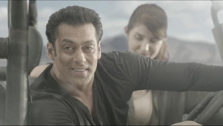 Salman Khan Toofani Ride For Thums Up TVC 2014