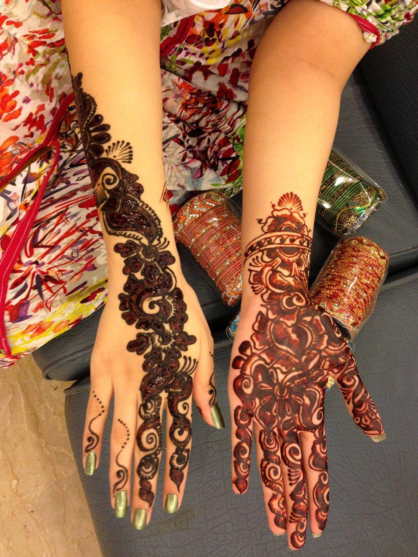Bridal Mehndi Day Henna Designs For Girls Xcitefun Net
