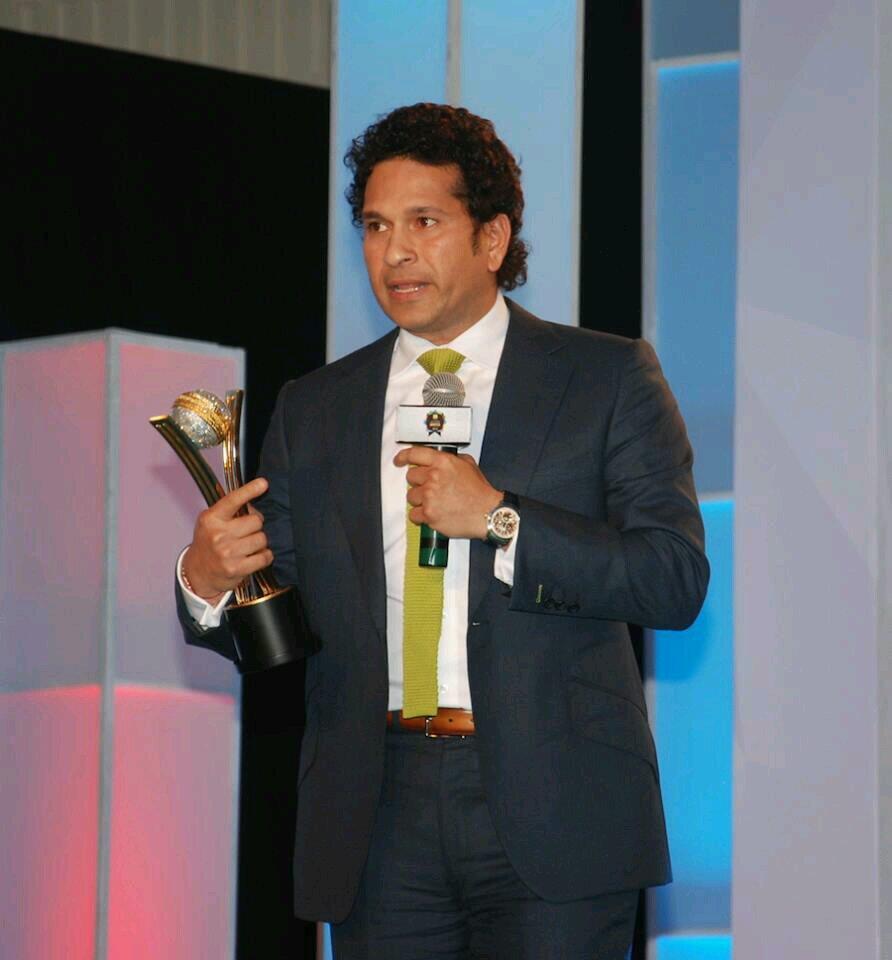 Sachin Tendulkar Cricketer of The Generation