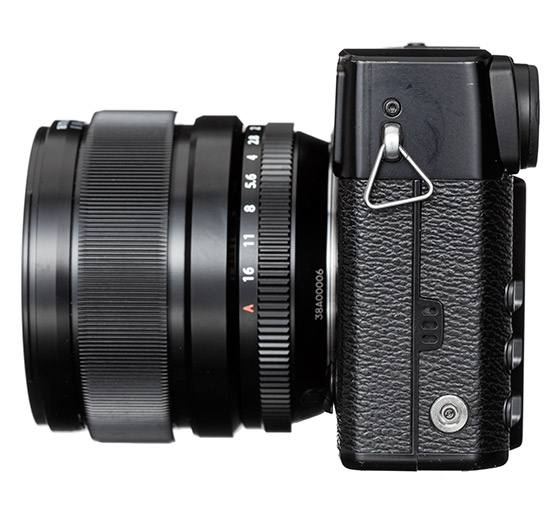 Fujifilm X Pro1 Review  Digital Camera