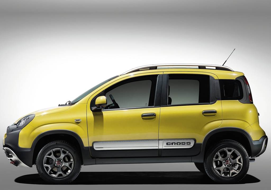 Fiat Panda Cross Car Wallpapers 2015 Xcitefun Net
