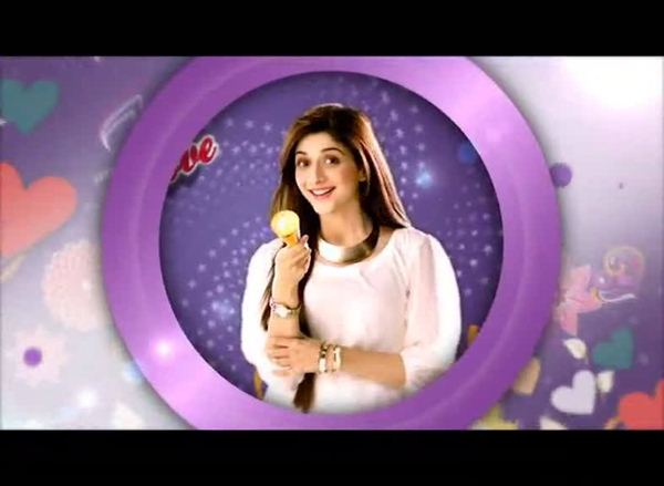 mawra hussain new look in cor to ad   xcitefun