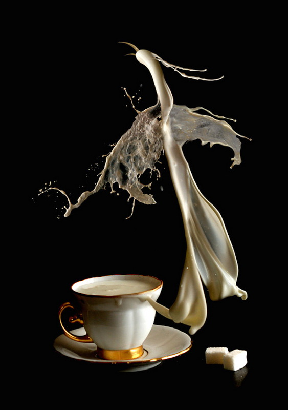 Weightless Coffee Artwork by Egor N