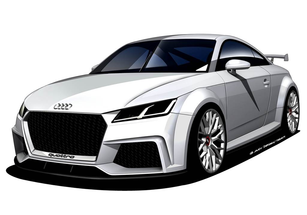 audi tt quattro sport concept car wallpapers 2014. Black Bedroom Furniture Sets. Home Design Ideas