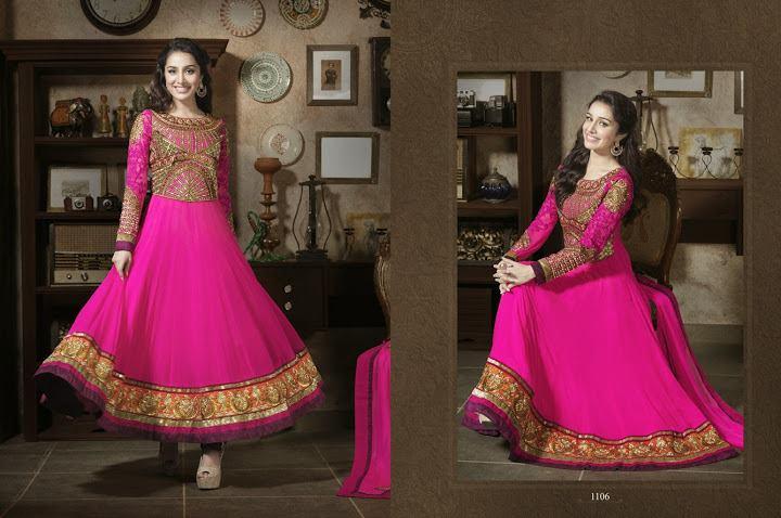 351986xcitefun shraddha kapoor designer 6 - Shraddha Kapoor Designer Collection 2014