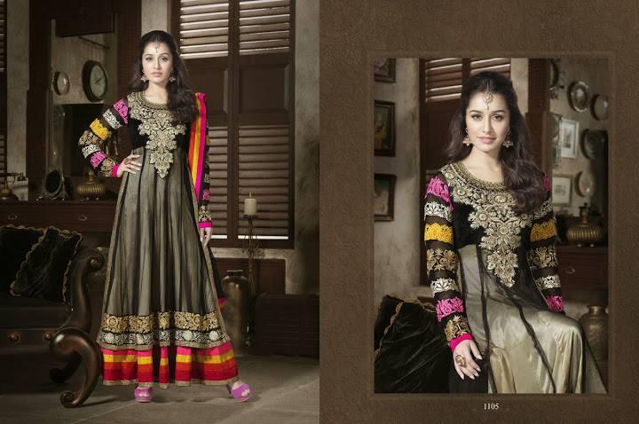 351987xcitefun shraddha kapoor designer 5 - Shraddha Kapoor Designer Collection 2014