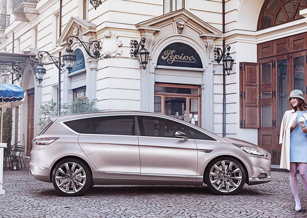 ford s max vignale concept 2014 car wallpapers. Black Bedroom Furniture Sets. Home Design Ideas