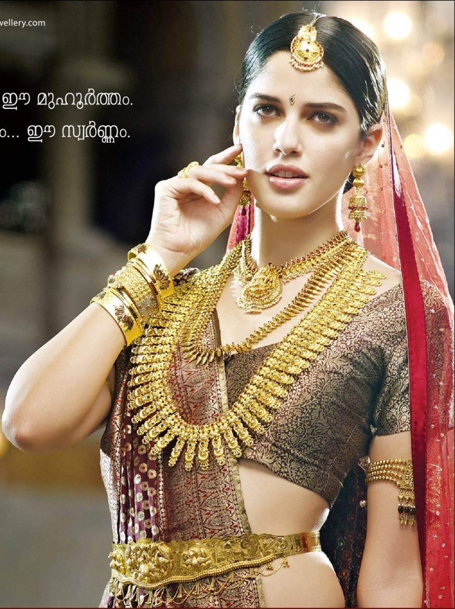 Diamond jewellery model photography