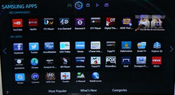 Use kodi on samsung smart tv [latest version].