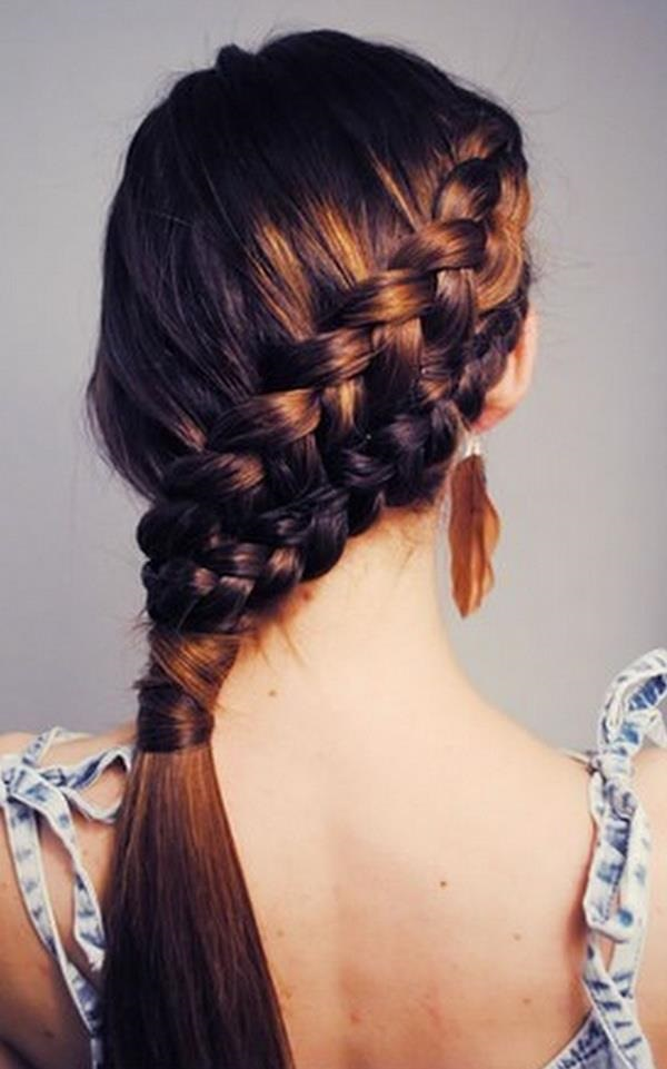 New Trendy Hairstyle For Girls - XciteFun.net