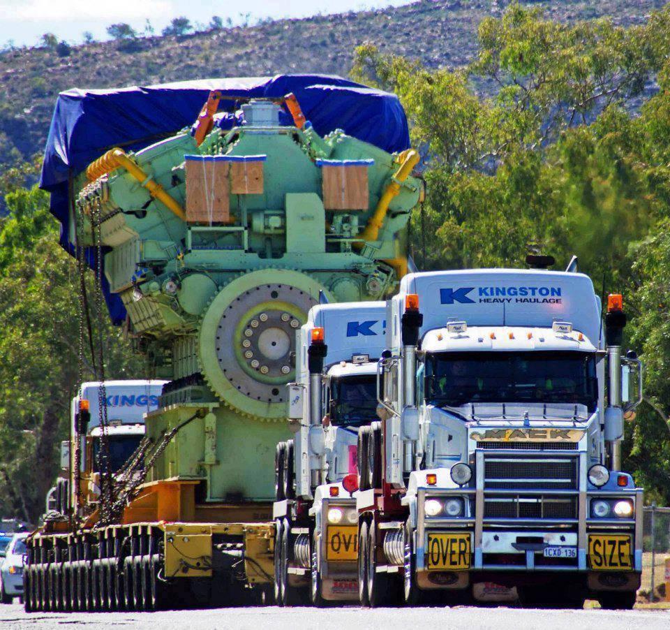 World Biggest Engine