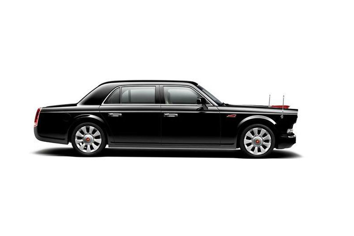 Hongqi L5 Most Expensive Chinese Car Xcitefun Net
