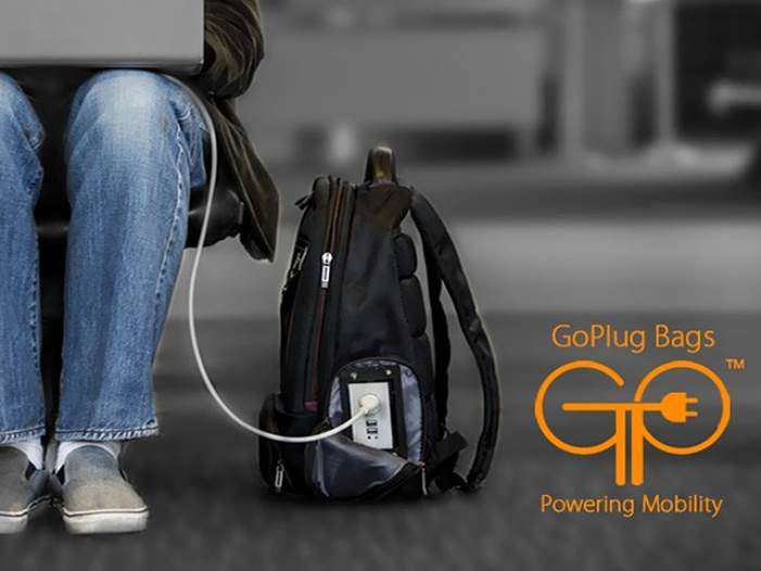 Goplug Charging Bags Smart Bag Xcitefun Net