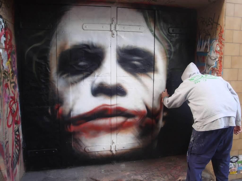 Famous Celebrity Graffiti Street Art Xcitefun Net