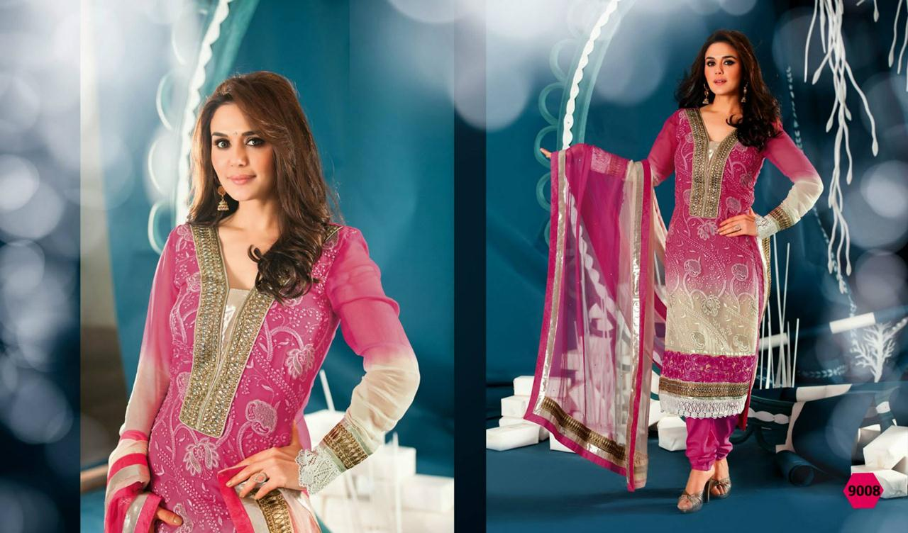 preity zinta party wear summer collection 2014 xcitefunnet