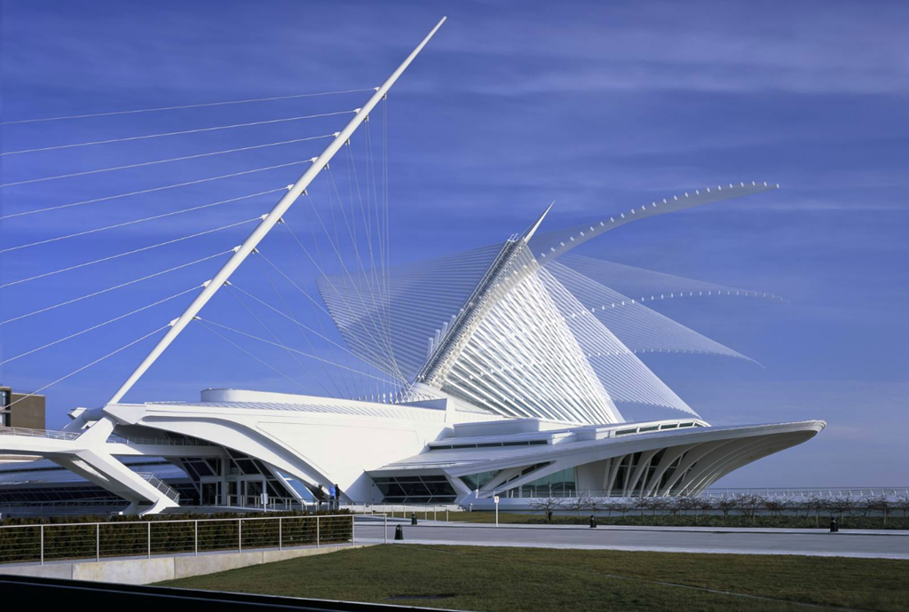 Milwaukee Art Museum - Images And Details - XciteFun.net