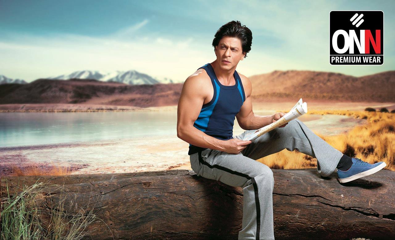 Onn Sportswear Vests Collection 2014 Ft Shahrukh Khan