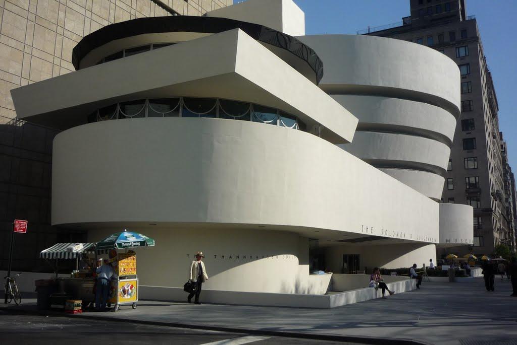 Guggenheim Museums New York - Images n Detail - XciteFun.net