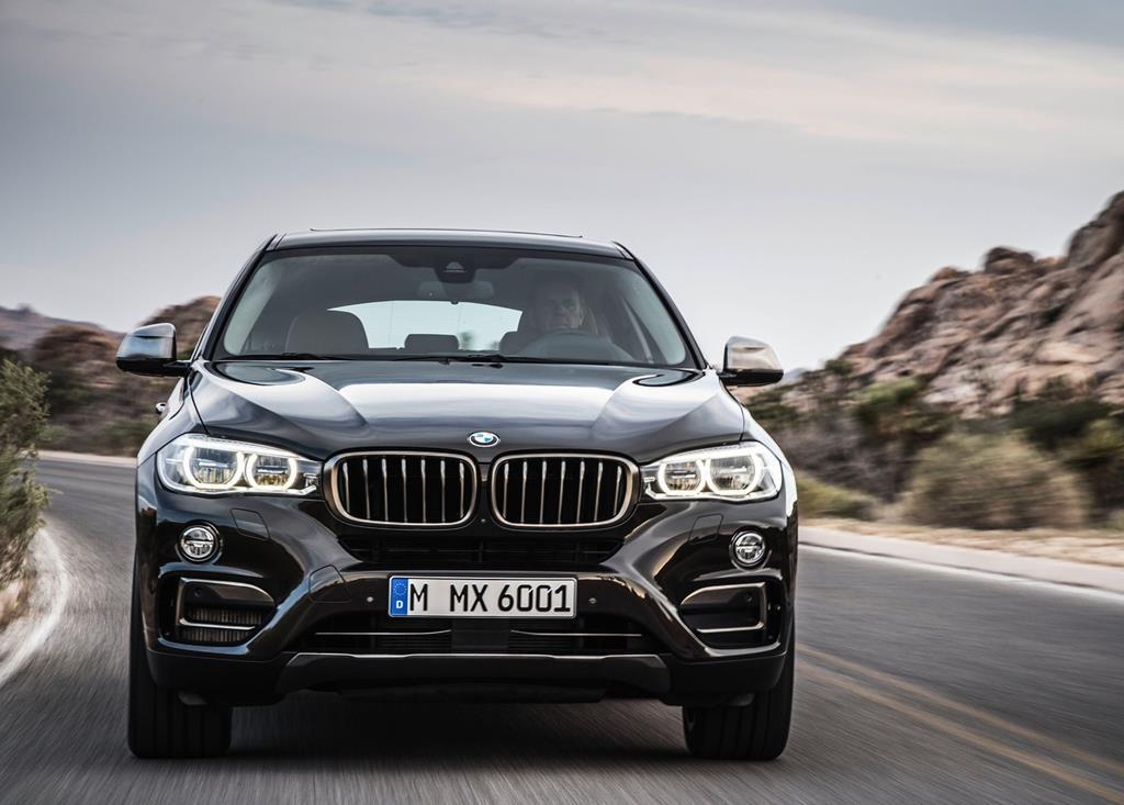 BMW X6 2015 - Car Wallpapers - XciteFun.net