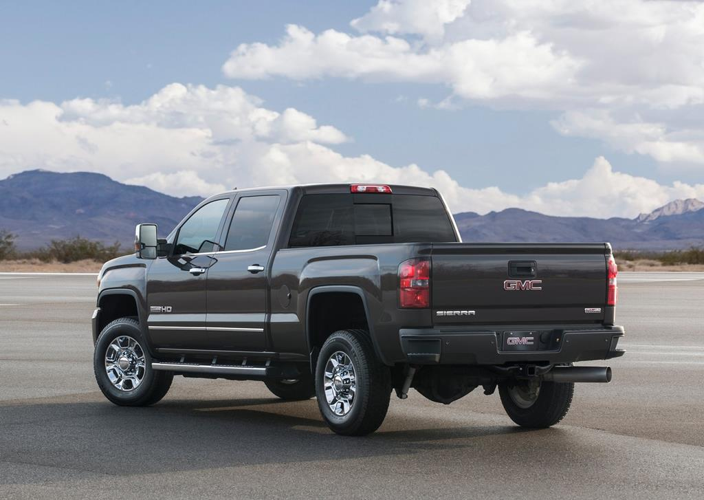 gmc sierra all terrain hd 2015 car wallpapers. Black Bedroom Furniture Sets. Home Design Ideas