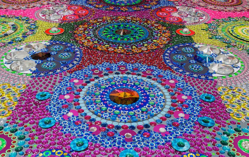 Amazing Bling Carpet Art Xcitefun Net