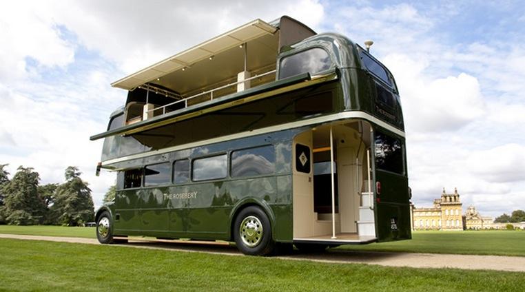 The Rosebery Double Decker Bus Bar London Xcitefun Net