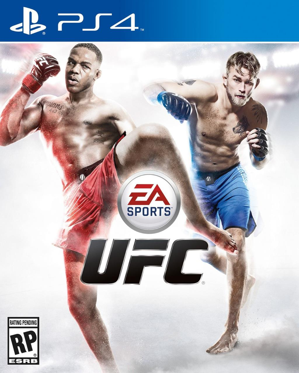 Mixed Martial Arts Games: EA Sports UFC Game Wallpapers And Trailer