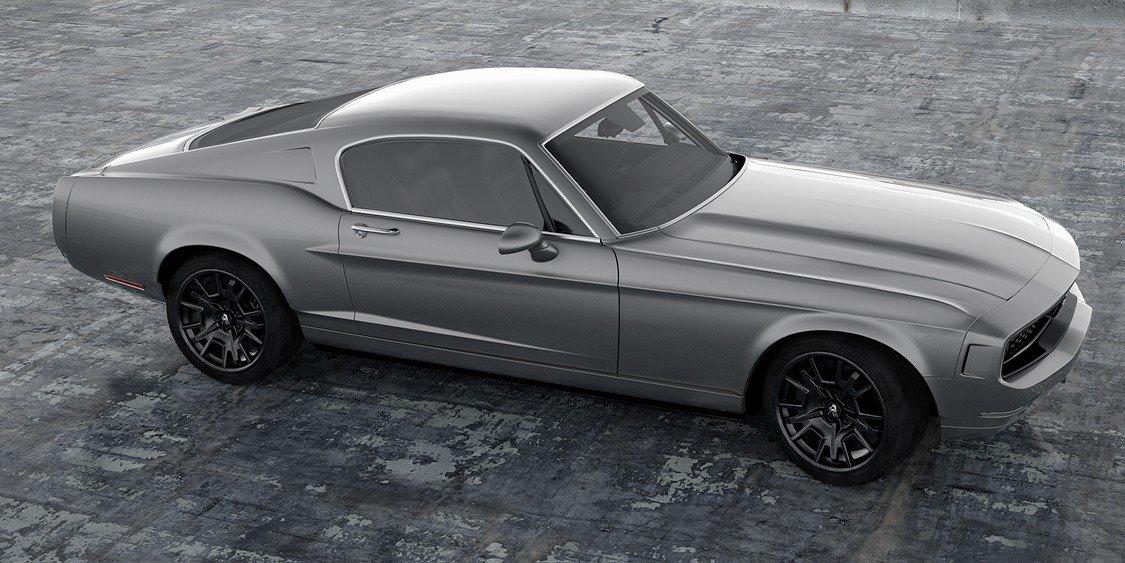 Equus Bass 770 - Super Stylish Muscle Car - XciteFun.net