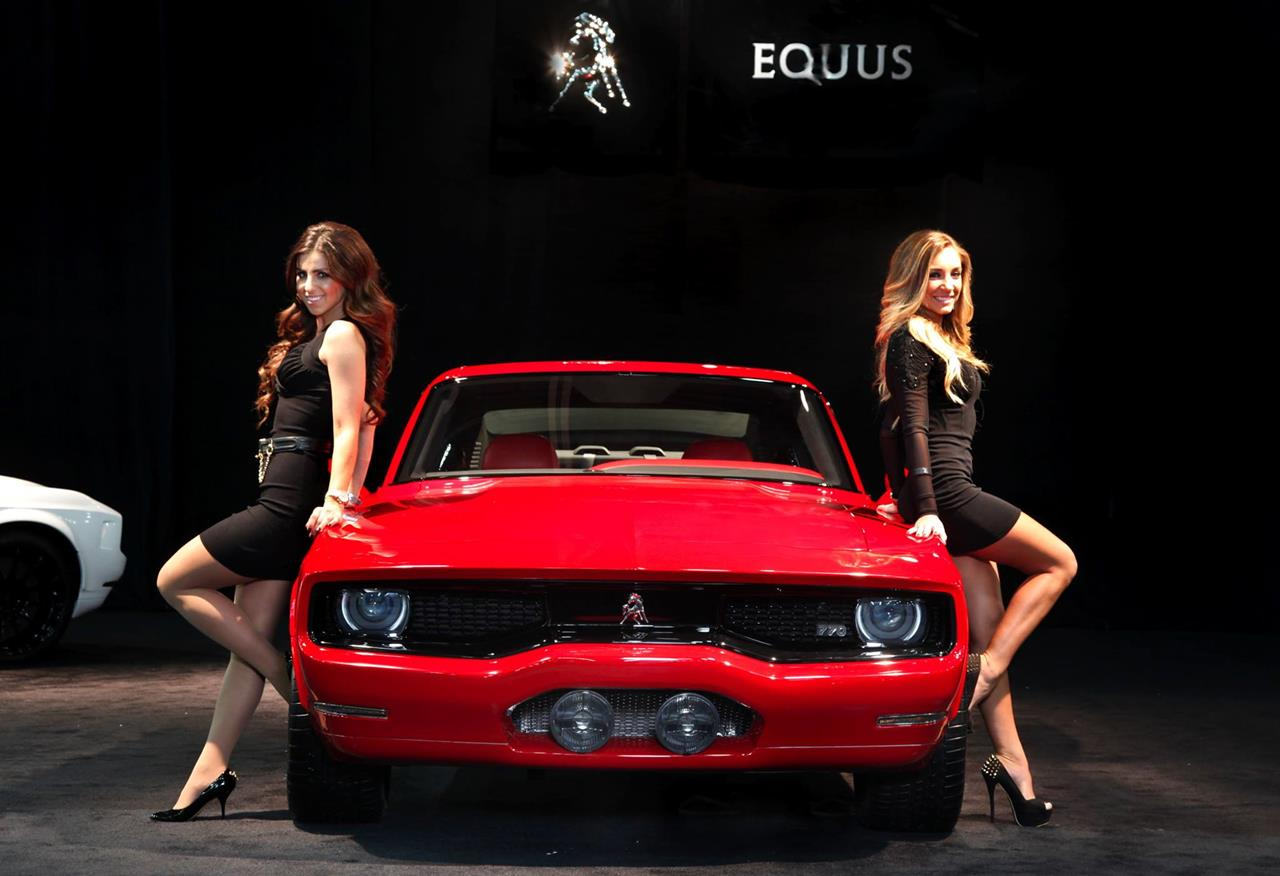 Equus Bass 770 Super Stylish Muscle Car Xcitefun Net