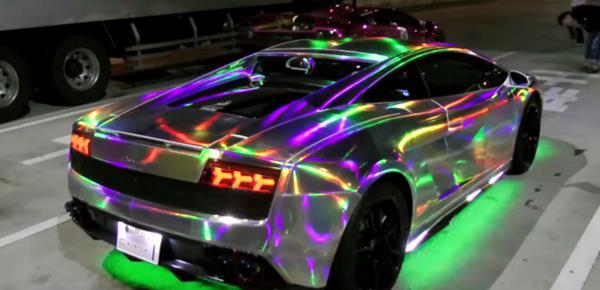 Luxury Lamborghini In Japan Designed By Yakuza Xcitefun Net