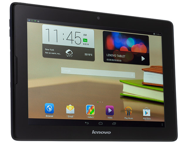 Lenovo A10 Tablet PC Review - XciteFun.net