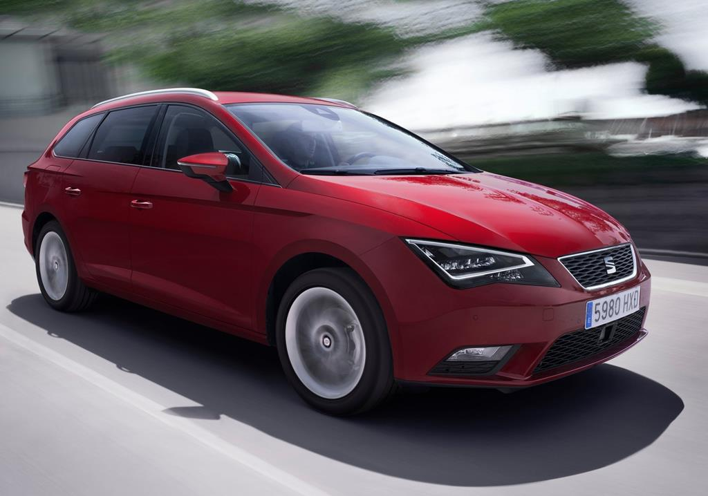 seat leon st 4drive car wallpapers 2015. Black Bedroom Furniture Sets. Home Design Ideas