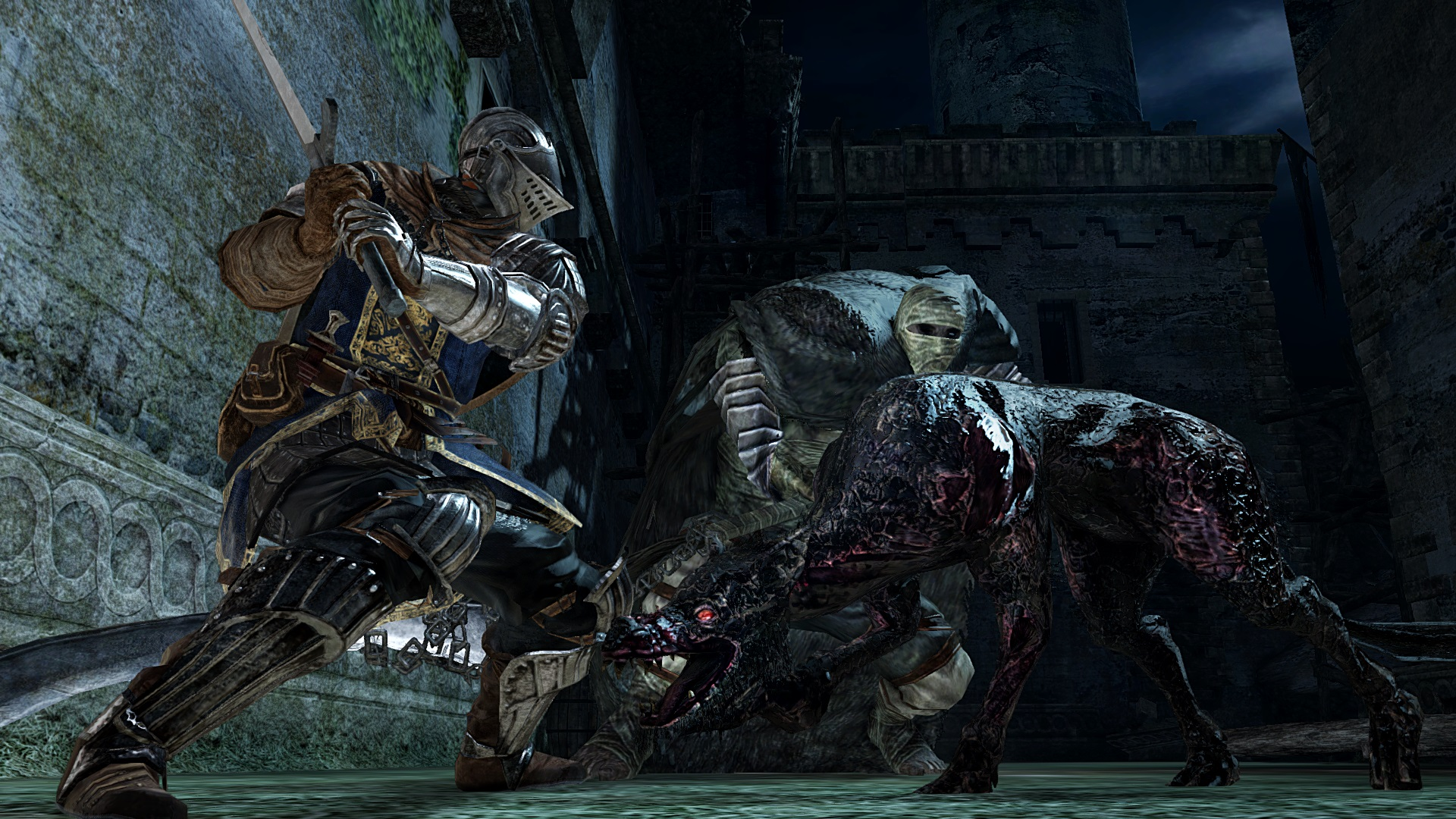 dark souls ii game wallpapers