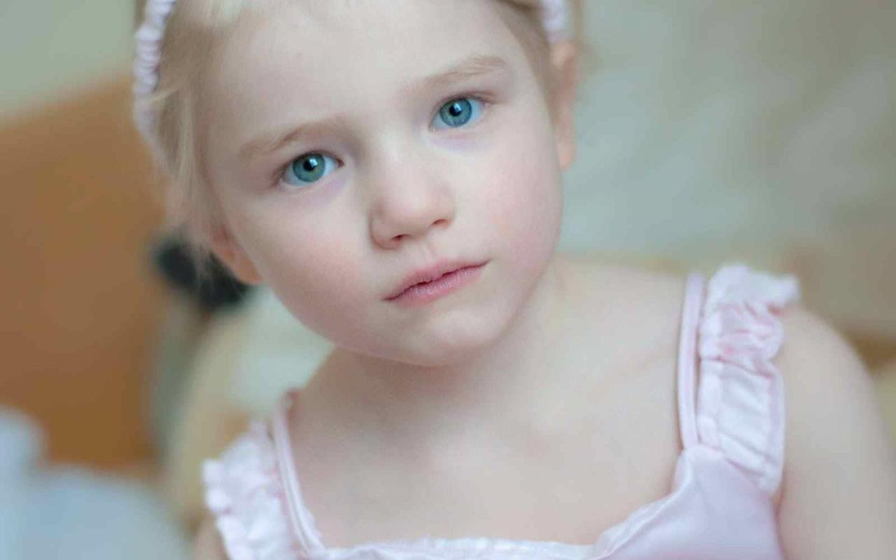 Cute Babies with Blue Eyes - XciteFun.net
