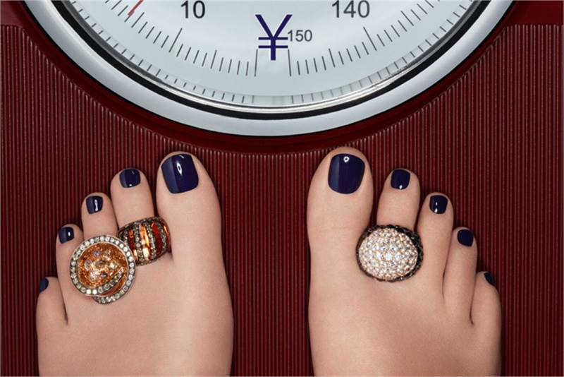 Latest Toe Rings & Foot Jewelry Collection 2014 XciteFun
