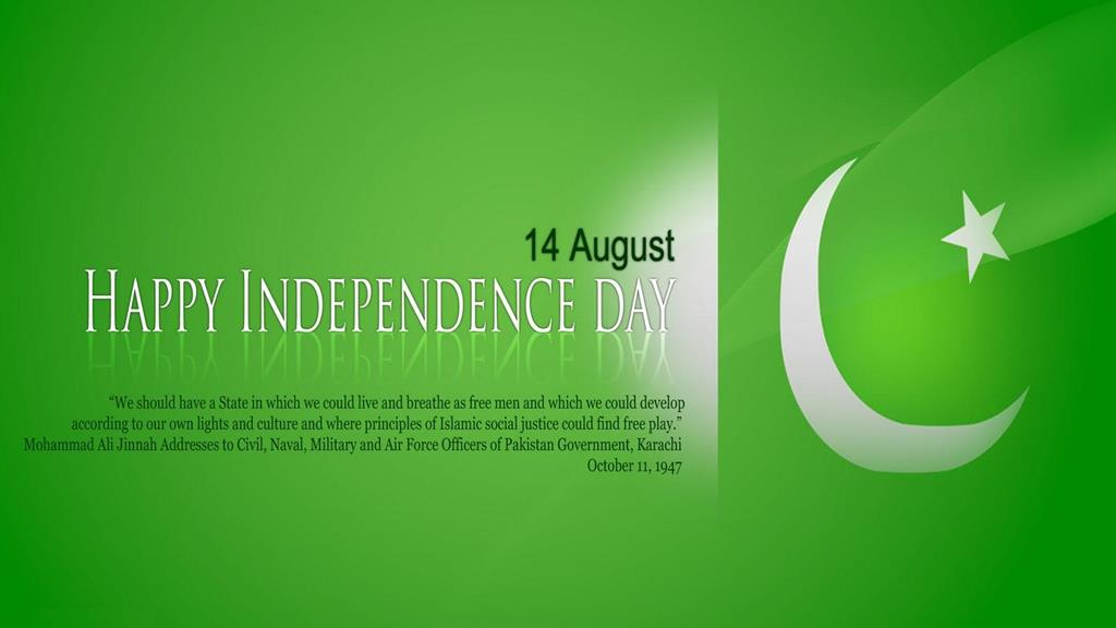 Happy Independence Day Pakistan Wallpapers 14 August