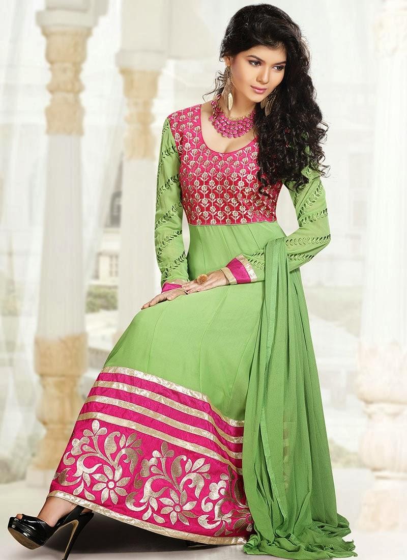 Pakistani Frock Style Girls EID Dresses - XciteFun.net | 800 x 1100 jpeg 169kB