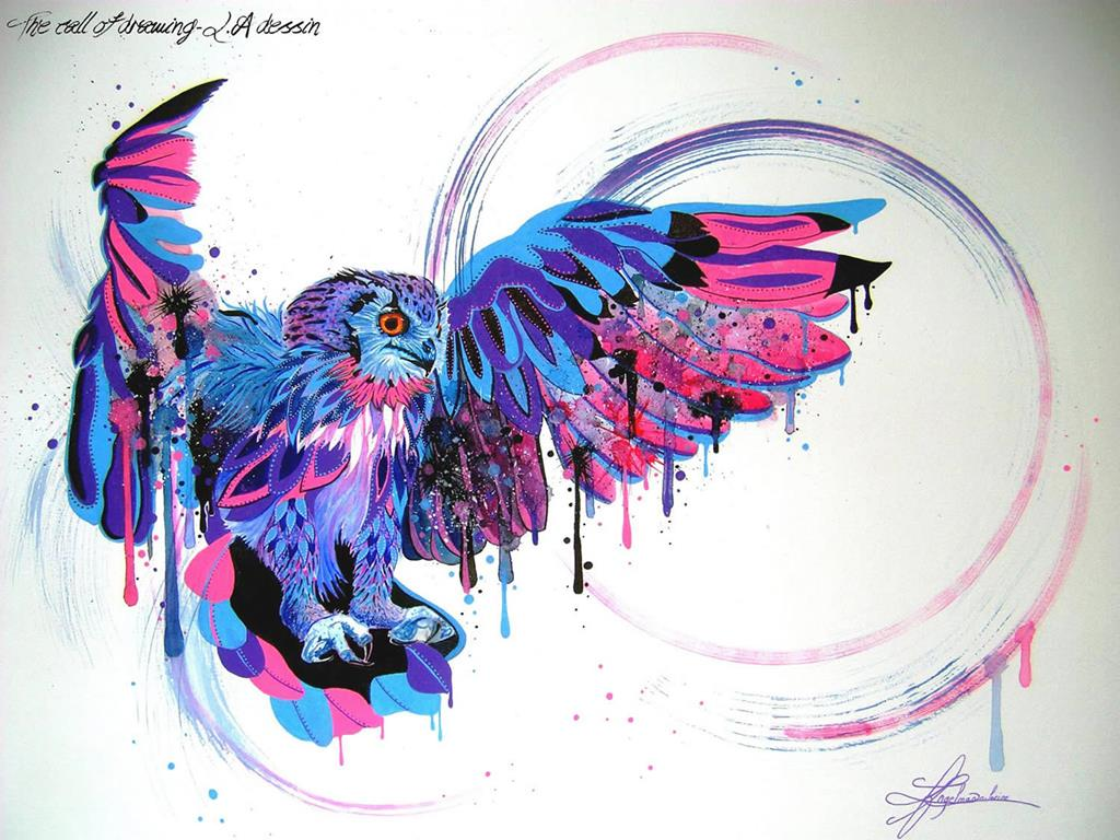 Artworks with amazing Graphics