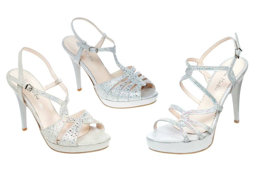 New Matic Bridal Sandals Collection 2014