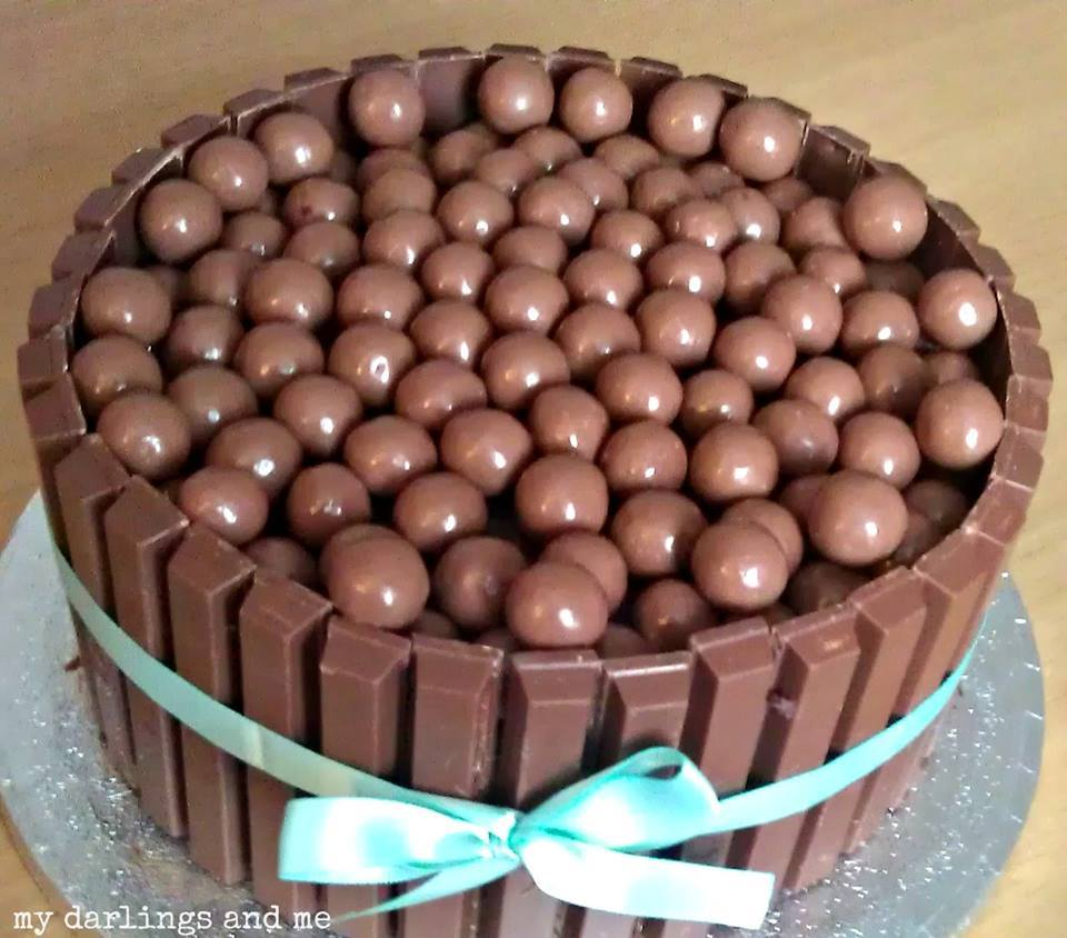 Maltesers Chocolate Cakes - Delicious Designs - XciteFun.net