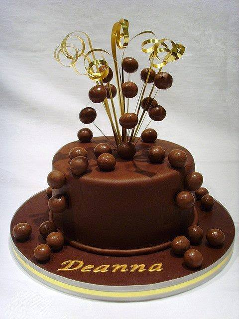 Maltesers Chocolate Cakes Delicious Designs Xcitefun Net