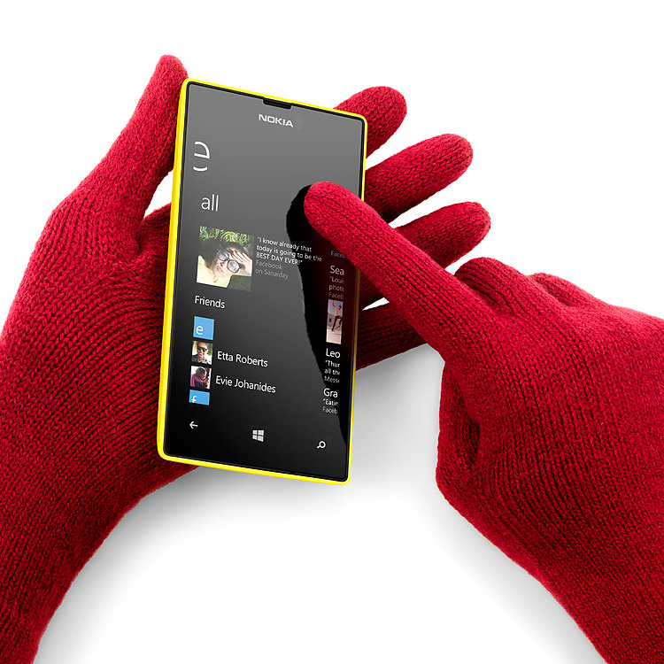 Nokia Lumia 530 came with 4 inches TFT capacitive touchscreen with 480