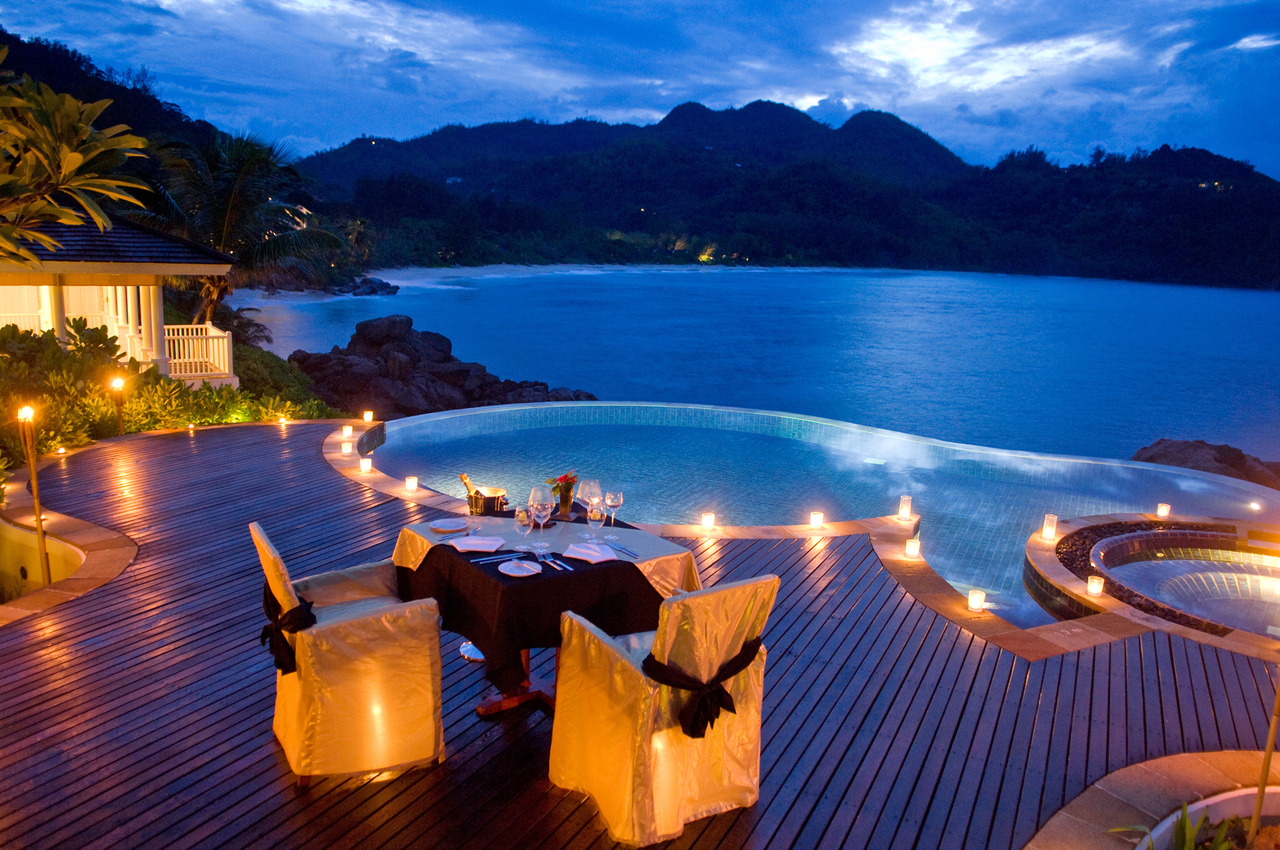 Most beautiful and romantic places for Best beach resorts in the world