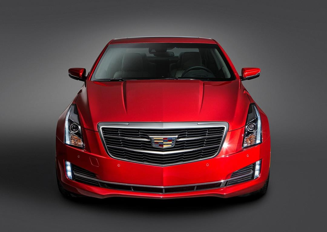 2010 Cadillac ATS Coupe photo - 1