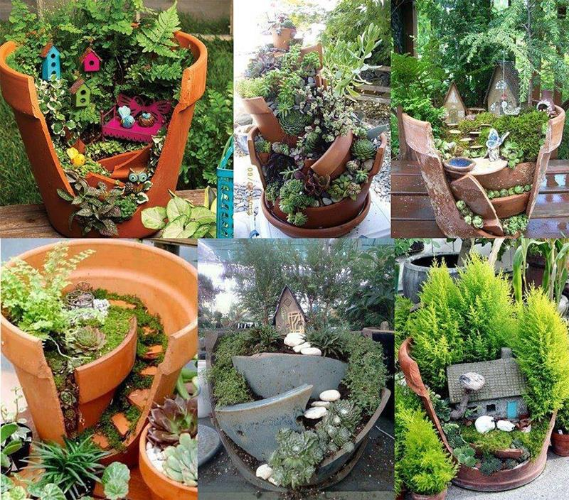 How To Decorate Your Gardens Creative Ideas XciteFunnet Custom How To Decorate Your Garden