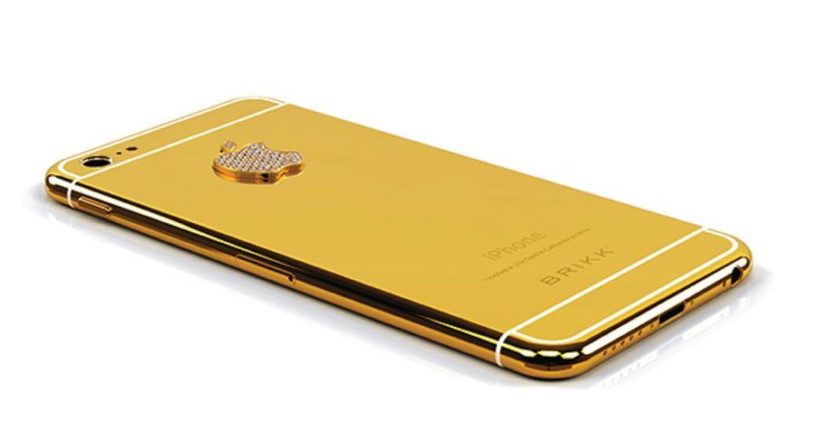 Apple iPhone 6 Lux Line by Brikk