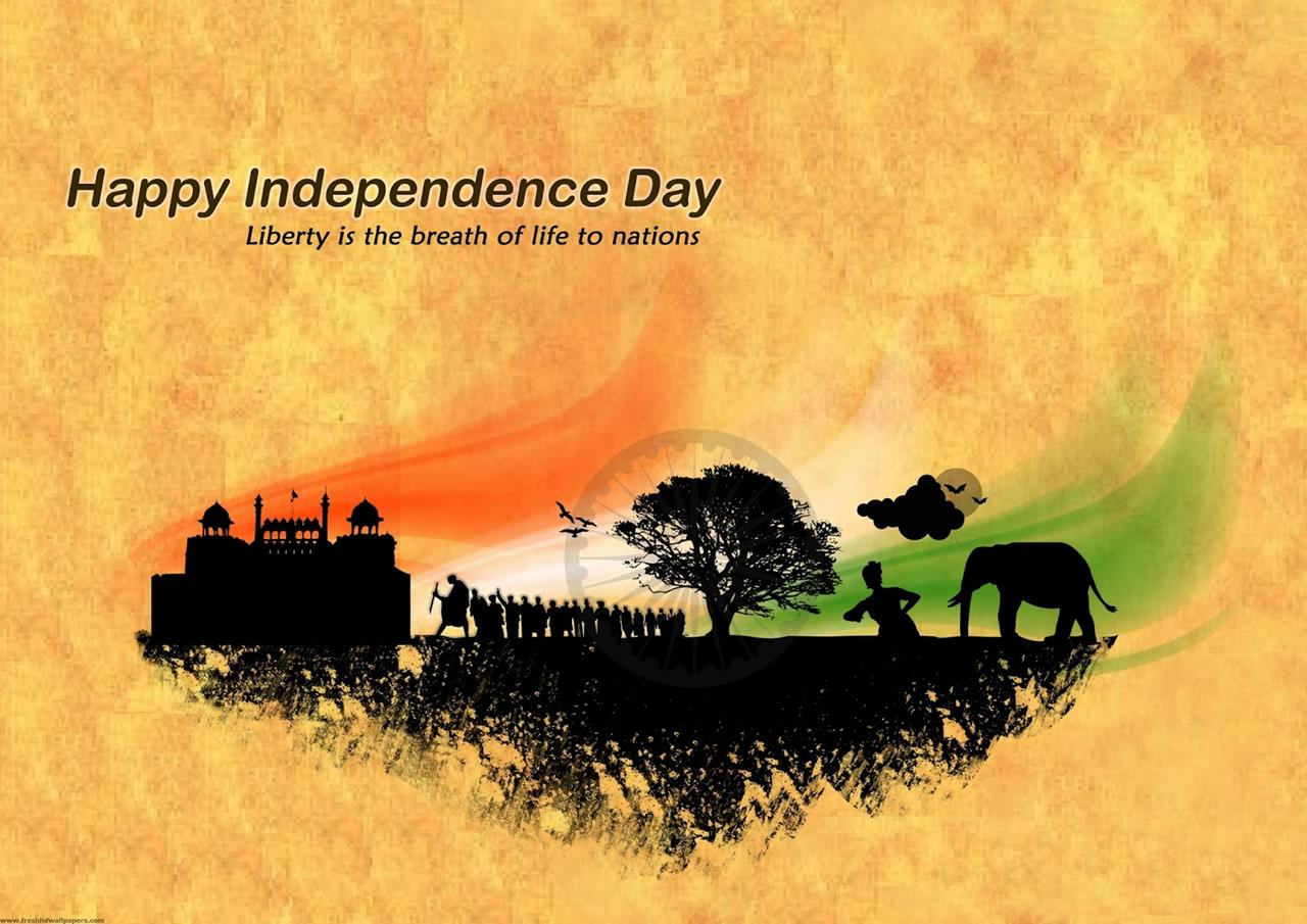 Happy Independence Day India Wallpapers 15 August 2014